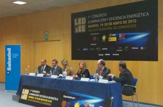 LEDsEE- Iluminación-eficiencia energética- alumbrado
