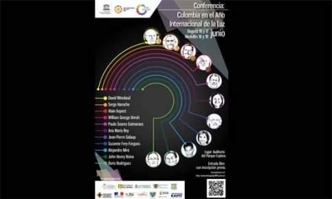 Colombia-Año Internacional de la Luz- Luz- óptica-