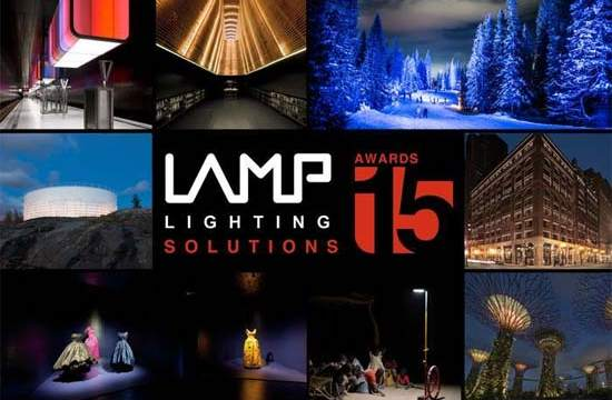 Lamp Lighting- premio- Lighting designer- iluminación- light