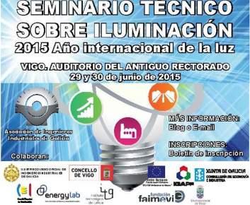 Seminario- Iluminación- Vigo-ingenieros-