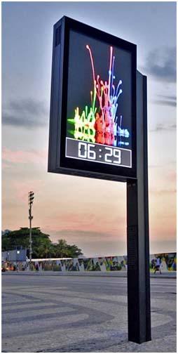 Prismaflex- LED-prismatronic- C!Print- pantalla- displays