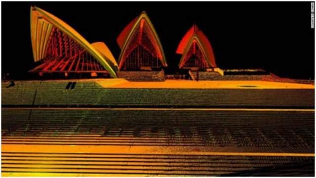 Láser- monumentos- humanidad- escanear- CyArk- Kacyra