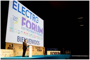 Electroforum 2017 @ Hotel Marriot Auditorium & Conference Center | Madrid | Comunidad de Madrid | España