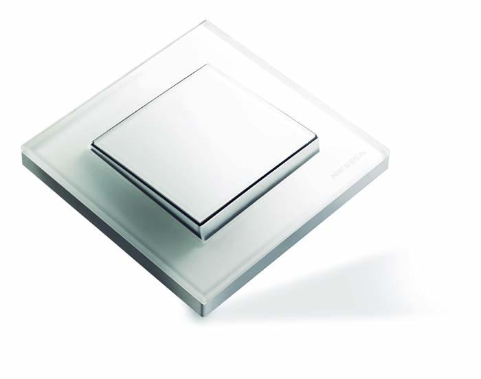 Niessen presenta sky una nueva serie de interruptores - Embellecedores de luz ...