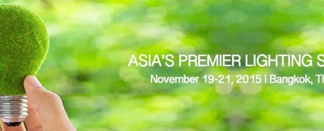 EcoLight Tech Asia 2015- iluminacion-Tailandia- Feria