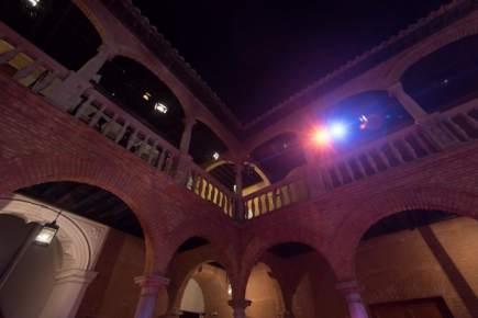 Festival Internacional de Teatro Clásico- Almagro- iluminación- ETC- Stonex- Mira Digital- ópticas