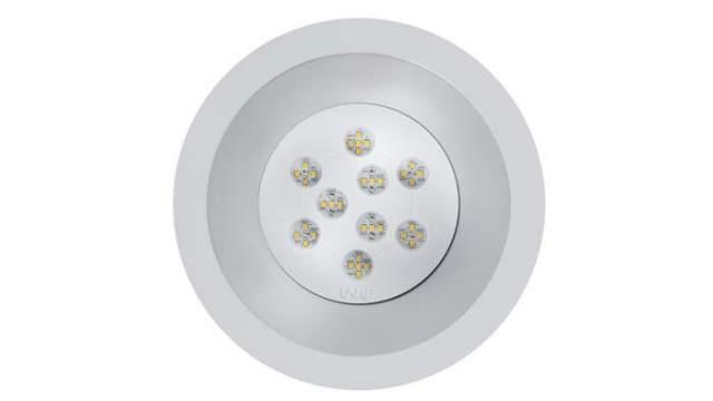 Downlights- DOMO- Lamp Lighting- concepto óptico