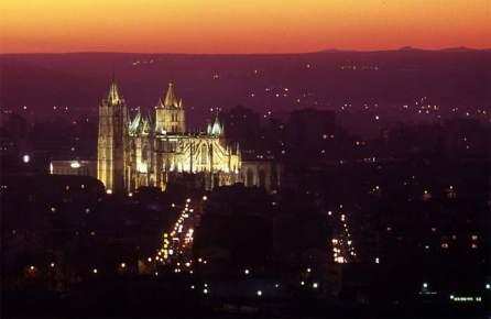 IDAE- alumbrado público- Somacyl-LED- León- ayuntamiento-