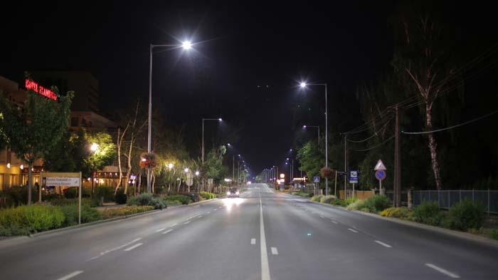 alumbrado urbano- LED- iluminación urbana- iluminación- GE- alumbrado público- eficiencia energética- farolas- luminarias- Balatonfüred