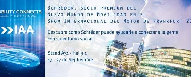 Nuevo mundo de movilidad- Schréder- Frankfurt- smart cities