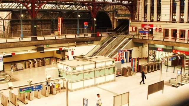 Iluminación- LED-Metro de Madrid- eficiencia energética- estación-