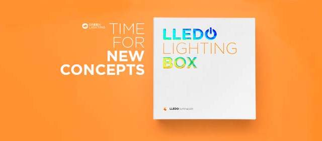Lledó-LED- ledó Lighting Box