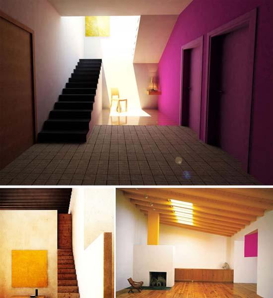 Debe la arquitectura moderna revalorar la luz natural por - Casas con luz natural ...