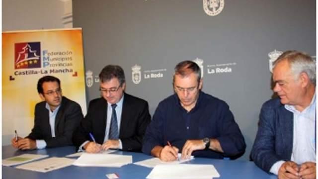 La Roda- CLIME-eficiencia energética- Castilla-La Mancha- alumbrado exterior- alumbrado- auditoria energética-FEMP-CLM