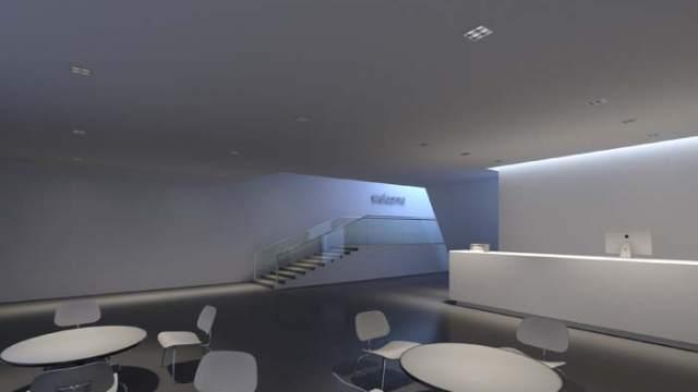 Downlight-Quadra- ERCO-luz-oficinas