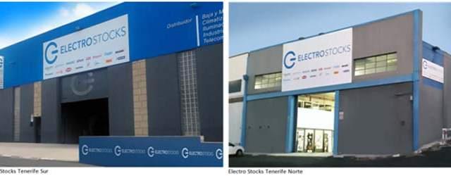Grupo Electro Stocks-nuevos centros- Canarias