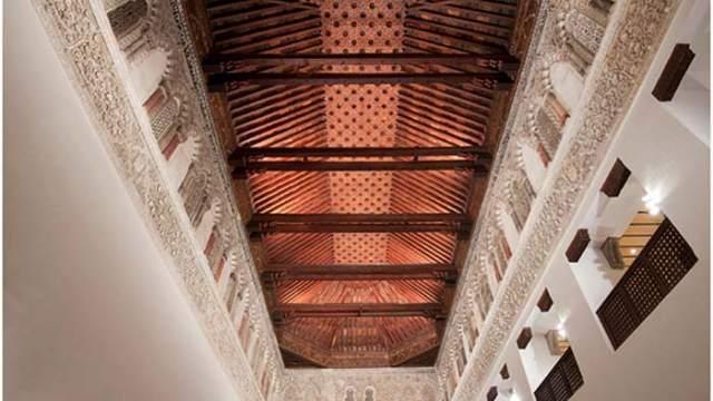 Museo Sefardí- luz-Intervento- iluminación- luminaria