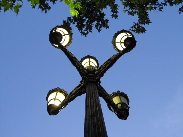 Cáceres, alumbrado público