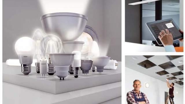 Osram-lámparas-LED- iluminación- luminarias