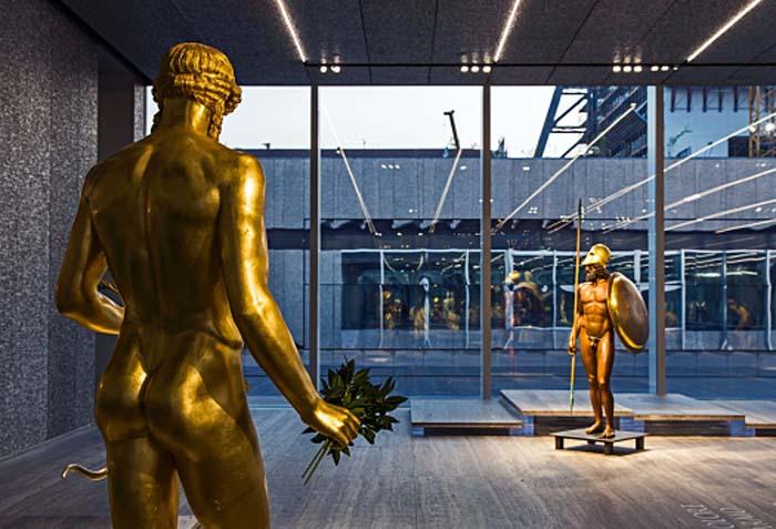 Iluminación- museos- ERCO- proyectores- luminarias- proyectores- Parscan- Fondazione Prada