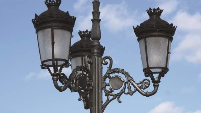 alumbrado público, Diputación de Huelva