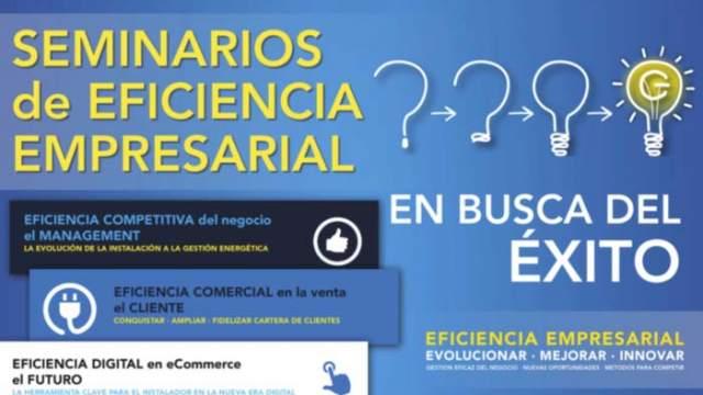 """GRUPO ELECTRO STOCKS- eficiencia empresarial- seminarios- """"En busca del éxito""""- instaladores- instalaciones-Candía- Kilovatio"""