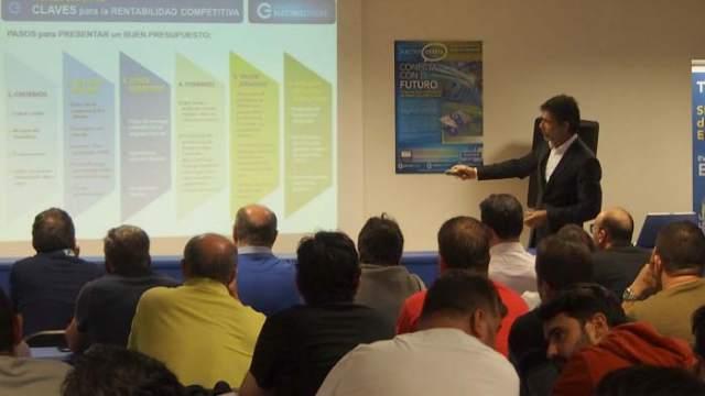 Seminarios- eficiencia empresarial- Grupo Electro Stocks-instaladores