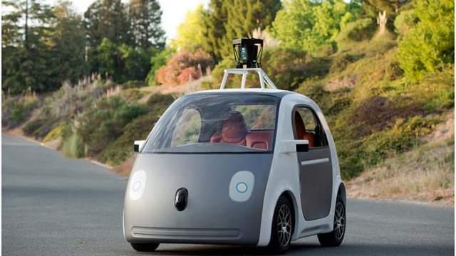LIDAR- láser- Petit-coche inteligente- puntero láser- Google