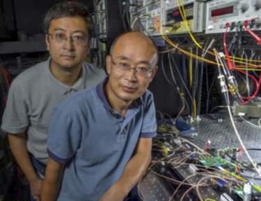 NASA-comunicación láser- láser-datos- Lasercom- LLCD- LADEE