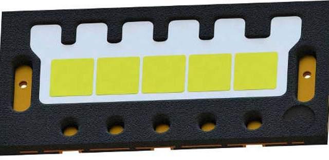 Osram- Faro LED- luz- HID- Oslon Black Flat S