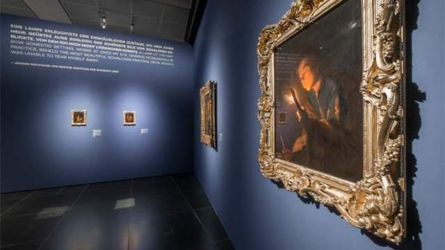 iluminación para museo- Philips-iluminación-LED- PerfectBeam- Museos- exposiciones- luminarias