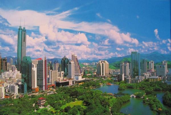 ranking ciudades chinas smartlihgting