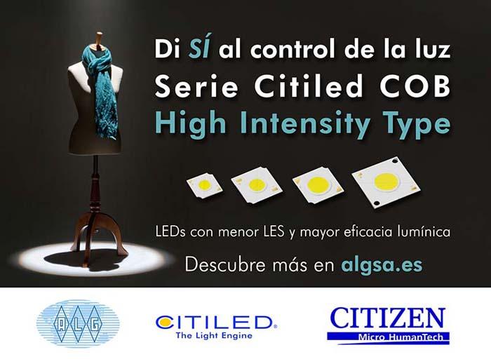 ALG- LEDs- Citizen Electronics- iluminación- luz-