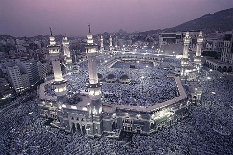 Resultado de imagen para mezquita de kaaba