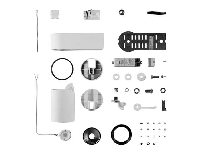 LOOK- Lamp Lighting- Tecnología- proyector-