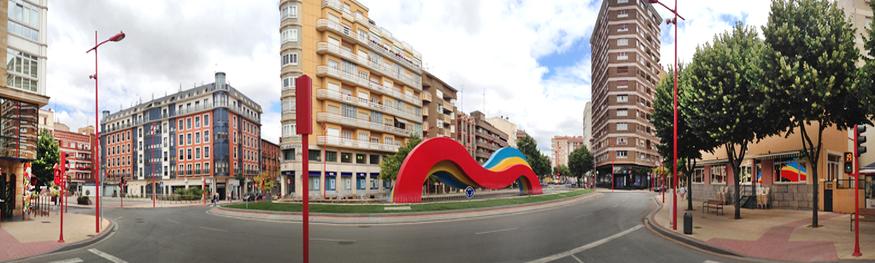 Miranda del Ebro, Alumbrado público