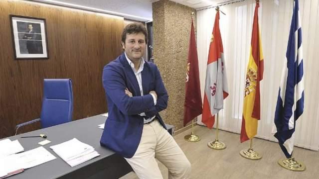 Castilla y León- alumbrado público-Villaquillambre-LED- Somacyl