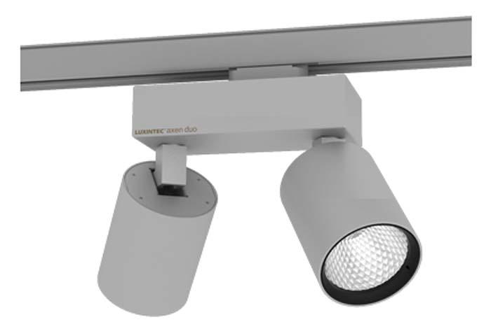 LUXINTEC- proyectores- LED- xcene M- axen M- COB- optics- luz- iluminación