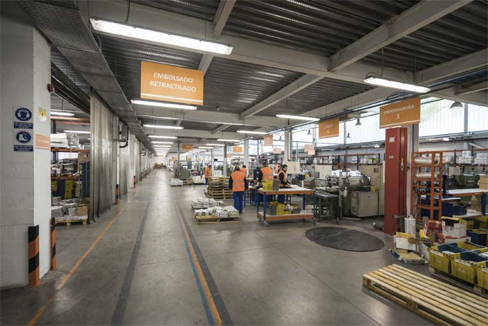 Endesa- Philips- Fundación Juan XXIII-iluminación-eficiente-Plataforma de Empresas por la Eficiencia Energética