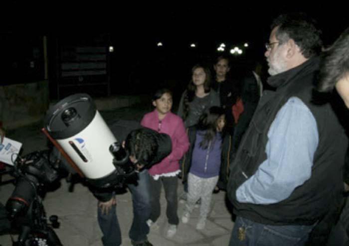 noche de las Estrellas-Coahuila- México-astronomía- Sociedad Astronómica de Saltillo