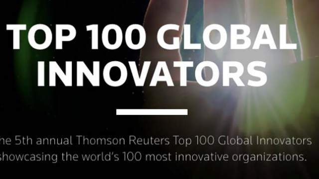 Thomson Reuters-100 innovadores globales- innovadores globales