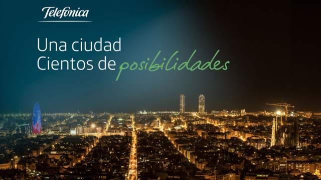 Smart City, SCEWC, Telefónica