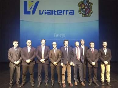 Berja-alumbrado público-LED-Philips-Vialterra