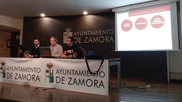 Zamora-eficiencia energética-alumbrado público