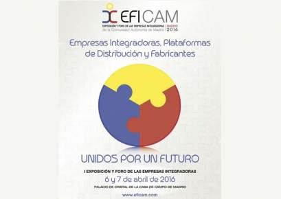 EFICAM-empresas integradoras-instaladores-conferencias-exposición- APIEM