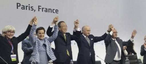 cambio climático- COP21- acuerdo universal-Paris-