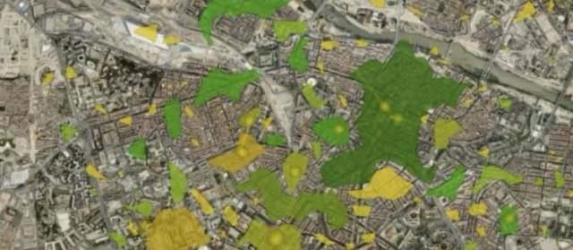 Ciudad 2020- Smart cities- INDRA- CDTI- ciudades
