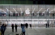 MicroLed, Apple Store- sistemas de iluminación- patente- iluminación- LED- luz- Apple