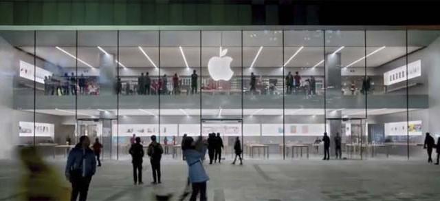 MicroLed, Apple Store- sistemas de iluminación- patente- iluminación- LED- luz- Apple