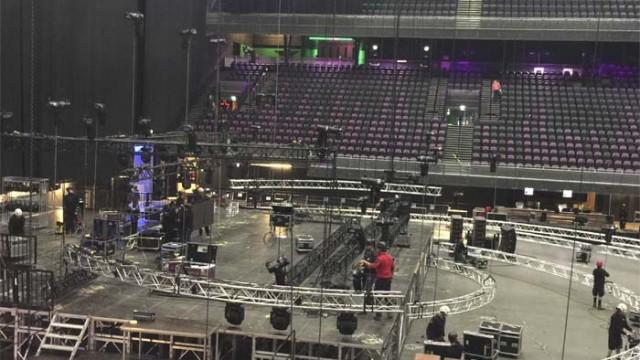Ziggo Dome - espectáculos - KNX - ABB - iluminación